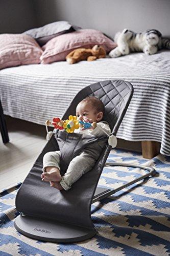 BabyBjörn 080099 Spielzeug für Babywippe Fliegende Freunde