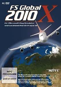 Flight Simulator X : Global 2010 [import allemand]