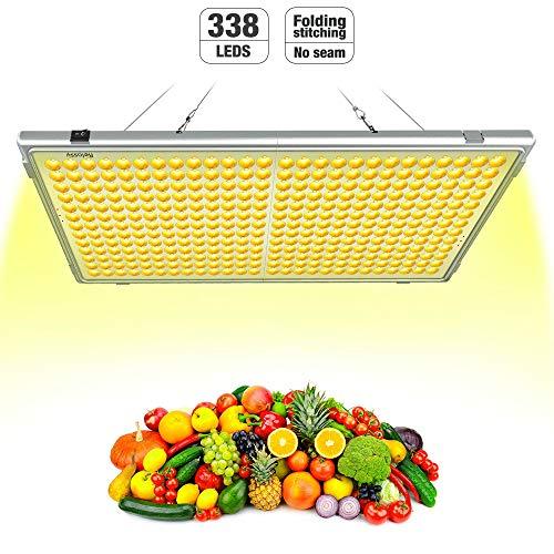 Pflanzenlampe Vollspektrums LED Relassy 300W Lichtleistung mit