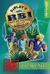 Ripley's RBI 01: Scaly Tale (Ripley's RBI)