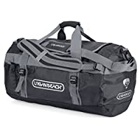 Urban Beach Weatherproof Duffel Bag, Black, 60 Litre
