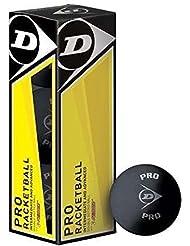 Dunlop Pro Advanced Fortgeschrittene Racquetball-Squash Ball 3Stück