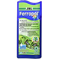 JBL Ferropol Engrais pour plantes aquatique 250 ml (pour 1000 L d'eau douce)