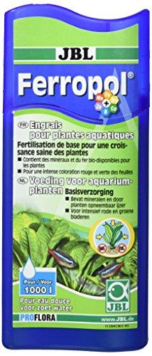 JBL Ferropol Engrais pour plantes aquatique 250 ml (pour 1000 L deau douce)