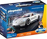 PLAYMOBIL: THE MOVIE Porsche Mission E y Rex Dasher 70078