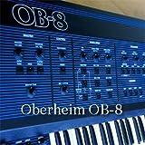 Oberheim ob-8Huge Original Factory und neue Sound Library & Editors Erstellt auf CD