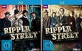 Ripper Street Staffel 3+4 [Blu-ray]