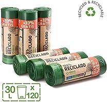 Relevopoubelle 100 % recyclé