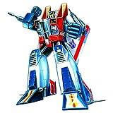 Urban Species Transformers Starscream G1 Official Men's T-Shirt (White) (Large) Test