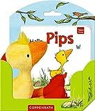 Hallo, Pips!: (Buch mit Plüschfigur)