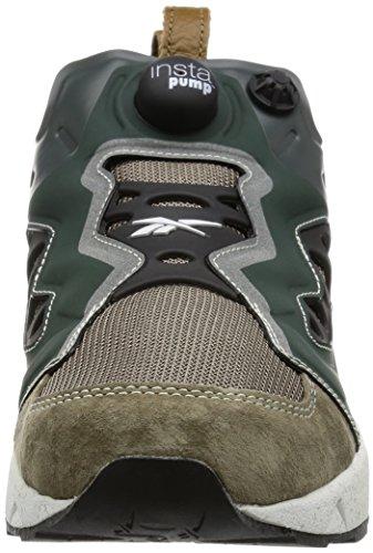 Reebok Chaussures Multisports DExtérieur Pour Homme 5 UK green, brown