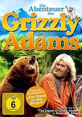 Grizzly Adams (Der Mann in den Bergen) [DVD] by Gene Edwards