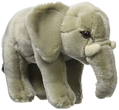 Wwf-15193007b-Elefante de Peluche, 12 Cm