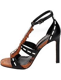 LOLA CRUZ - Sandalias de vestir para mujer negro negro