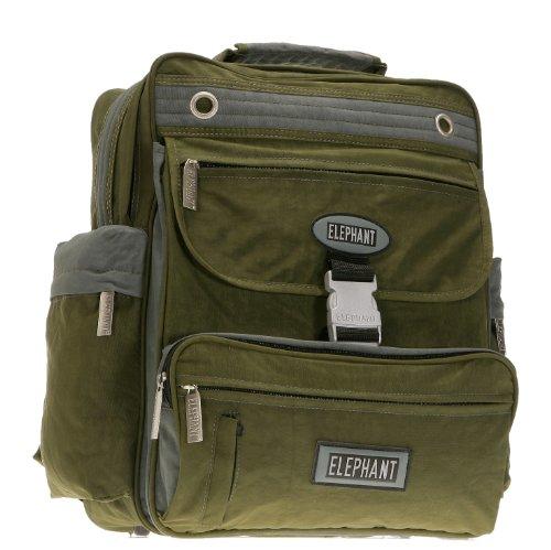 elephant-schulrucksack-kids-pro-leichtranzen-rucksack-army-oliv