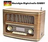 NEWTRO Nostalgie-Digitalradio DABBY