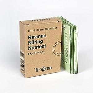 Tregren - Pack 8 sachets nutriments spécial culture d'intérieur