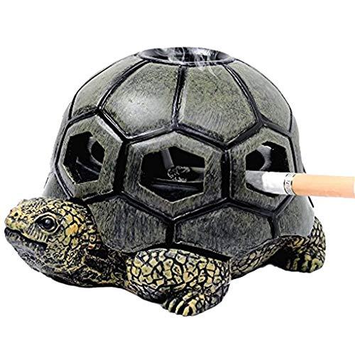 Aiming Único Humo Cigarrillo Bandeja Decoración