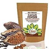 POUDRE DE CACAO BIO - Chocolat noir de première qualité - Nutritif et...