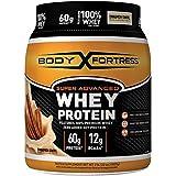 Body Fortress Super Advanced Whey Protein Powder, Cinnamon Swirl, 2 Pound by Body Fortress