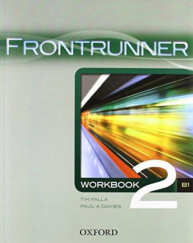 Frontrunner 2: Workbook - 9780194023719