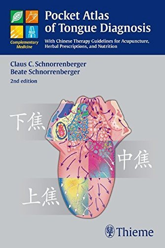 Pocket Atlas of Tongue Diagnosis (Complementary Medicine (Thieme Paperback)) by Claus Schnorrenberger (2011-01-26)