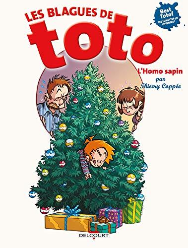 Les Blagues de Toto - HS - L'Homo sapin par Lorien