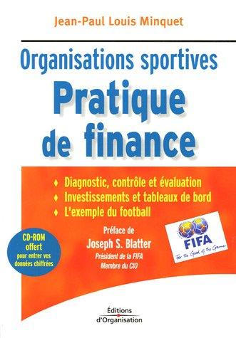 Organisations sportives - Pratique de finance