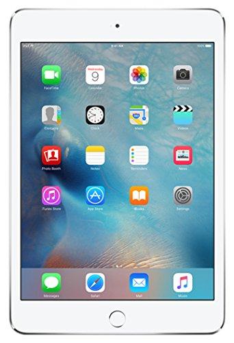 Price comparison product image Apple iPad Mini 4 128gb Wi-Fi - Silver