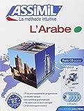 L'Arabe ; Livre + CD Audio (x4)