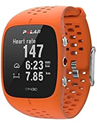 Polar Sportuhr M205 Sportuhr M200, orange, M, 133997