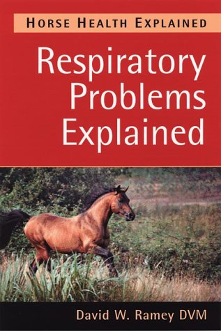 Kenilworth Press Ltd Respiratory Problems Explained (Horse Health Explained)