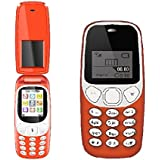 I Kall Combo (K3312 Red + K71 Red) Feature Mobile Phone With 101 Days Replacement Warranty