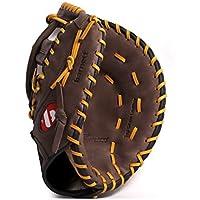 barnett GL-301 gant de baseball cuir première base, marron