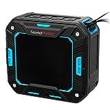 SoundPEATS P3 tragbare Bluetooth Lautsprecher, Wiederaufladbare Outdoor Lautsprecher, Outdoor...