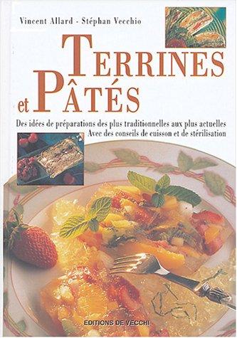 Terrines et pâtés