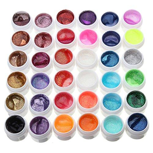 dancingnail-kit-36-colori-di-smalto-gel-per-costruzione-unghie-nail-art-e-manicure