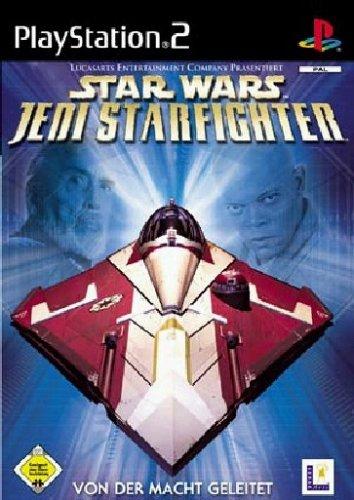 Star Wars - Jedi Starfighter (Wars Star Ps2 Spiele)
