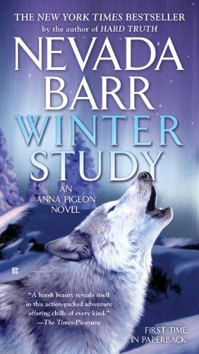 Winter Study (An Anna Pigeon Novel)