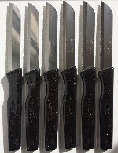 Solingen (schwarz)/ Made in Germany/ Gemüsemesser Obstmesser Schälmesser Allzweckmesser/ durch...