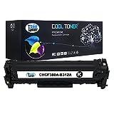 Cool Toner XL kompatibel toner für CF380A CF380X für HP Color LaserJet Pro MFP M476nw M476dn M476dw, 4.400 seiten, XL
