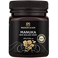 Watson & Son Manuka-Honig MGO 200+, 1er Pack (1 x 250 g)