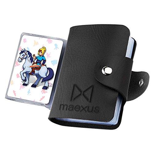 Maexus NFC Karten für The Legend of Zelda Breath of The Wild für Schalter/WII U-22PCS Standard Karten...