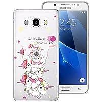 CE-Link Samsung Galaxy J7 2016 Hülle Weiche Silikon Transparent Handyhülle Durchsichtig Schutzhülle Rotierendem... preisvergleich bei billige-tabletten.eu