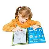KELYDI Wiederverwendbare Magie Malerei Bilderbuch Album Geschenk mit Wasser Stift Für Kinder Pädagogisches Kreatives Spielzeug…
