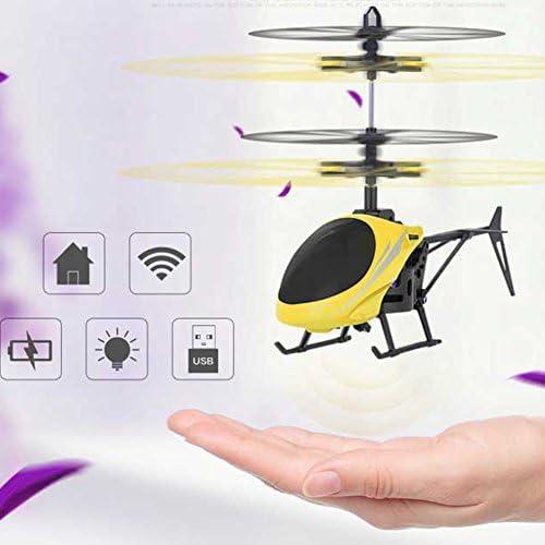 elegantstunning Jouets Volants d'hélicoptère d'induction Infrarouge de Jouet Intelligent d'enfants pour des garçons et des Filles | De Haute Qualité Et Peu Coûteux