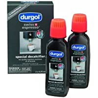 Durgol 0291 Swiss Espresso Decalcifying Liquid for Coffee/Espresso Machines