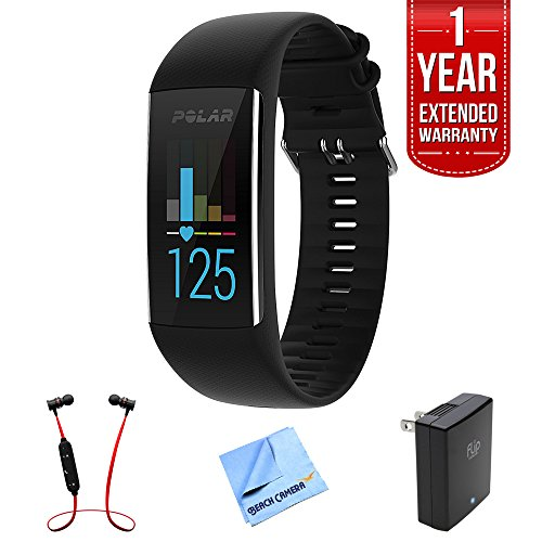 Polar A370 Fitness Tracker w/ 24/7 Wrist Based HR