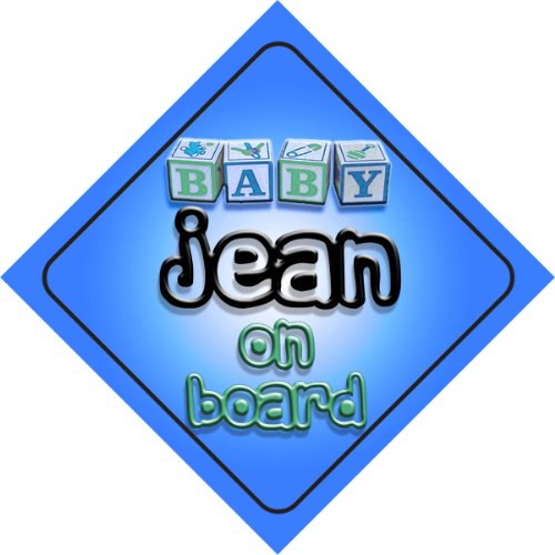 Baby Boy Jean on...