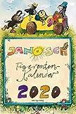 Janosch Tigerentenkalender 2020: mit Adventskalender